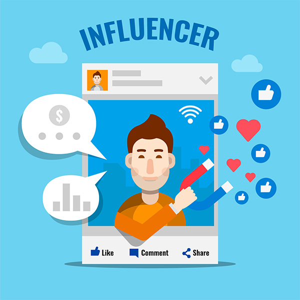 influencer marketing hizmetleri